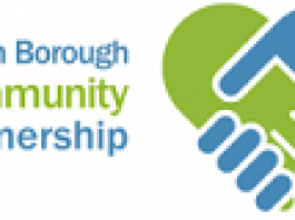 logo for Wigan Borough Community Partnership