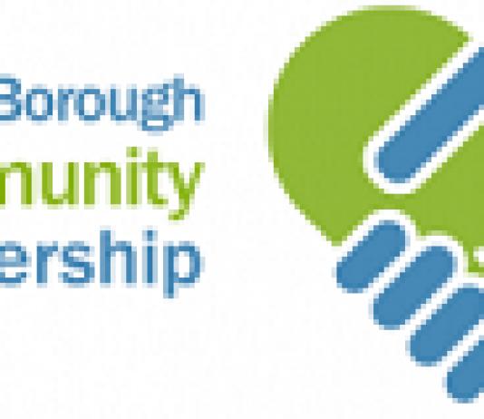 logo for Wigan Borough Community Partnership