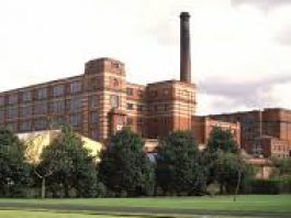 photo of Leigh Spinners Mill