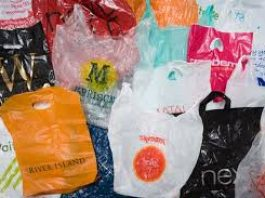 image of assorted plastic bags