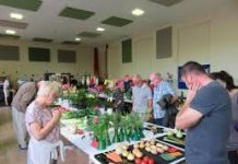 shevington garden club annual show