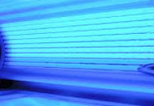 image of a sun bed