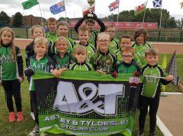 Title Winning Astley & Tyldesley u-13 team,