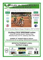 poster advertising event for A&TCC