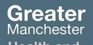 Greater Manchester Health & Social Care Partnership Logo