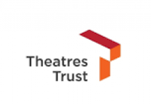 logo for UK Theatres Trust
