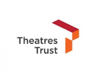 logo for UK Theatres Trust