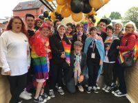 photo of Wigan Pride 2017