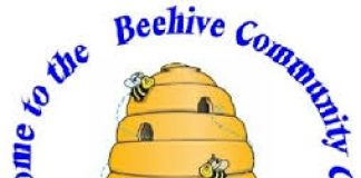 logo for the Beehive Community Centre