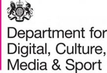Department of Digital, Culture, Media & Sport Logo