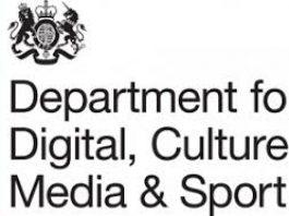 Department of Digital, Culture, Media & Sport Logo