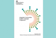 Integrated Communities English Language Programme Logo