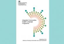 Integrated Communities English Language Programme Logo