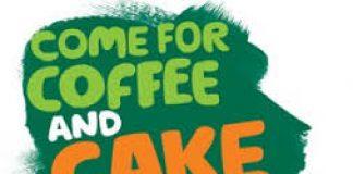 Macmillan Coffee Morning Logo