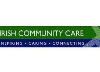 irish community care logo