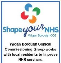 logo for Wigan Borough CCG