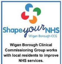 logo for Wigan Borough CCG