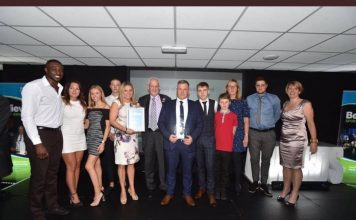 stley & Tyldesley Cycling Club are the winners of the Wigan Sports Club of the Year award