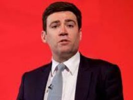 Andy Burnham Photo