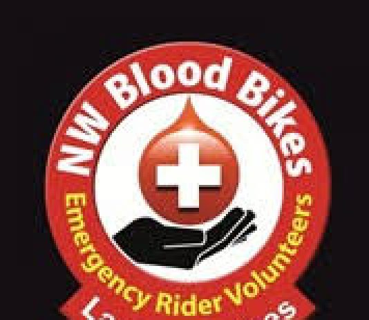Blood Bikers Logo