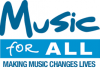 Music for All logo