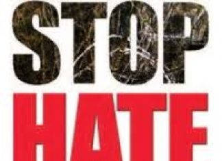 Stop Hate Crime