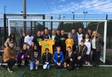 Football brings people together