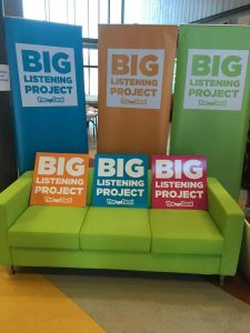 Big Green Couch