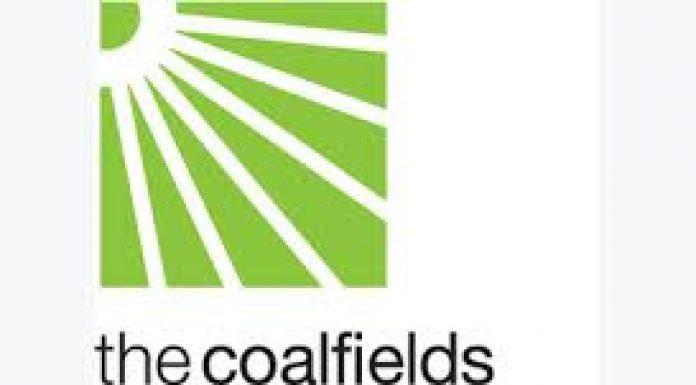 coalfields regeneration logo