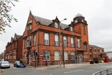 Atherton Town Hall and Library