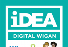 Digital Wigan Logo