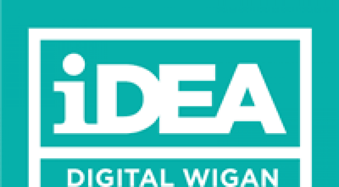 Digital Wigan Logo