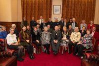 Wigan in Bloom volunteers at the Mayors Reception