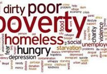 Poverty logo