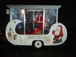 photo of Astley Rotary Santa Sleigh