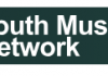 logo for youth music network