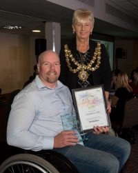 40: Phil Roberts - Lose Weight Feel Great for Men Changing Lifestyles award