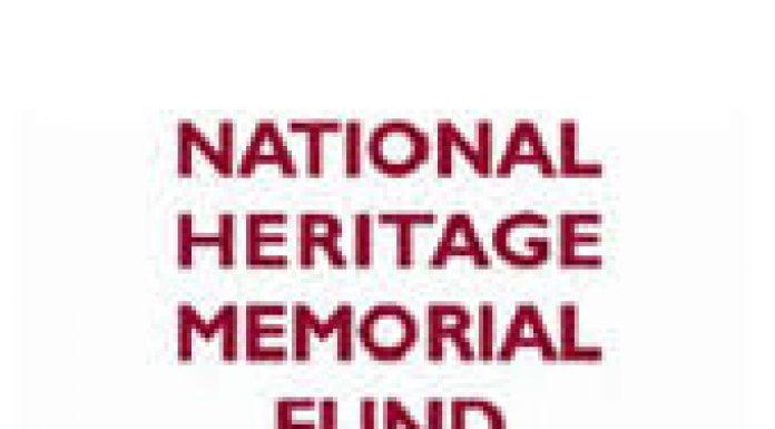 logo for National Heritage Memorial Fund