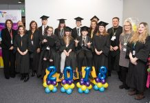 Success4Life Graduation Photo