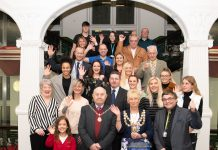 Believe Sports Awards Wigan Mayor's Parlour 17th January 2019