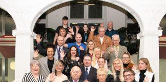 Believe Sports Awards Wigan Mayor's Parlour 17th January 2019