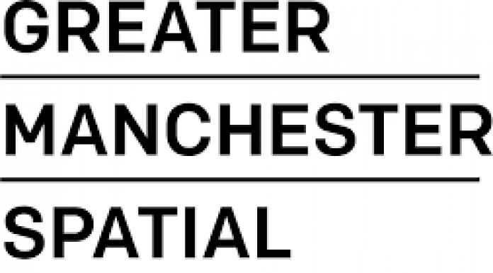 sign saying Greater Manchester Spatial Framework