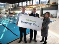 hindley pool re opens