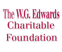 logo for The W.G. Edwards Charitable Foundation
