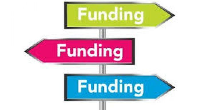 signposting to funding