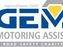 logo for gem road safety