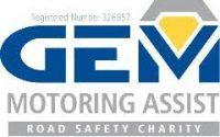 logo for gem road safety