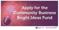 Bright Ideas Fund poster