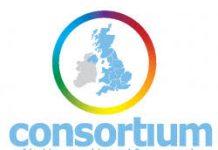 logo for LGBT consortium