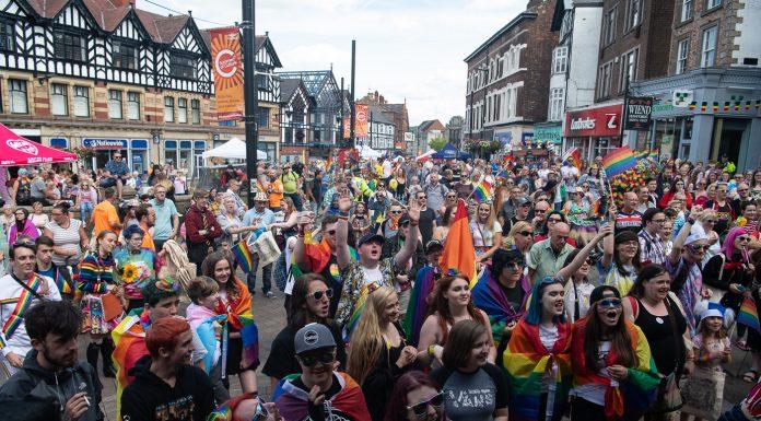 photo of Wigan Pride 2018